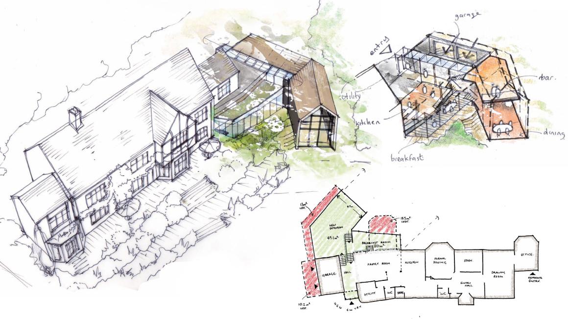 Penn Buckinghamshire Chiltern Listed Building 01